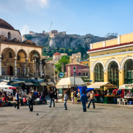 5 Reasons To Visit Athens This Autumn
